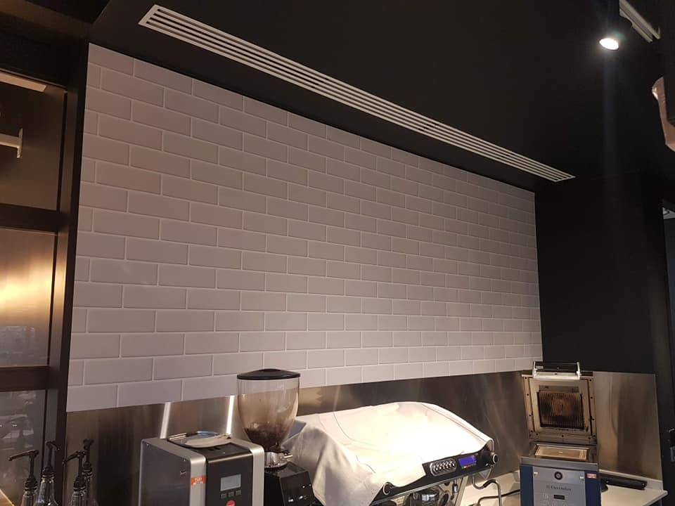 Digital brickwork vinyl