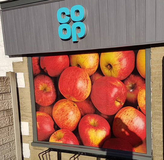 Co-Op Heysham - TechfitUK
